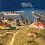 Il porto di Ancona dallo scenario Il bombardamento di Ancona
